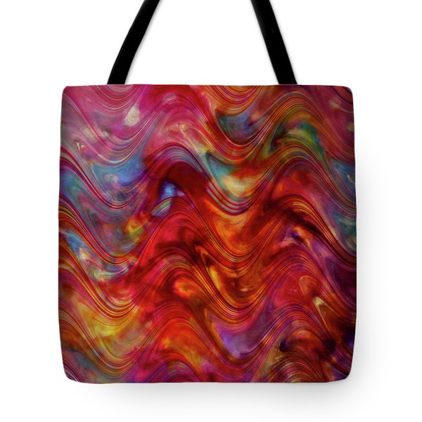 Valentine Candy Painting  Tote Bag