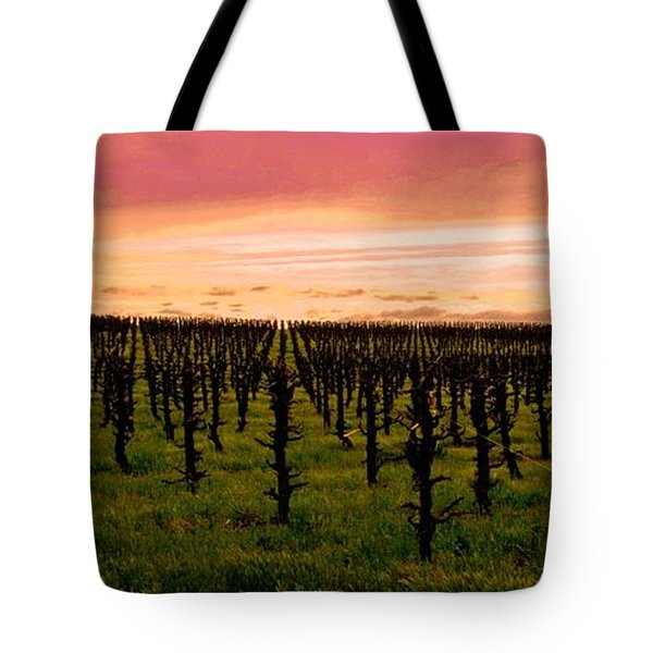 Valley Springs Tote Bag