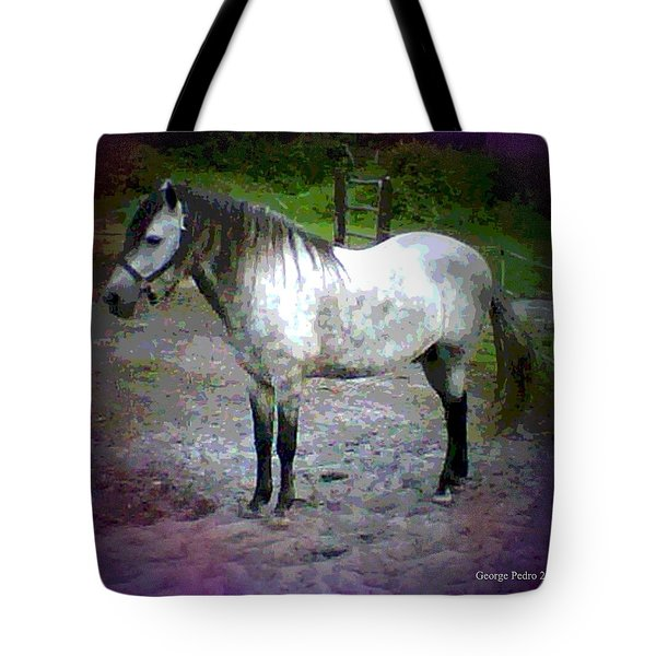 Tote Bag featuring the photograph Vash The Stampede by George Pedro