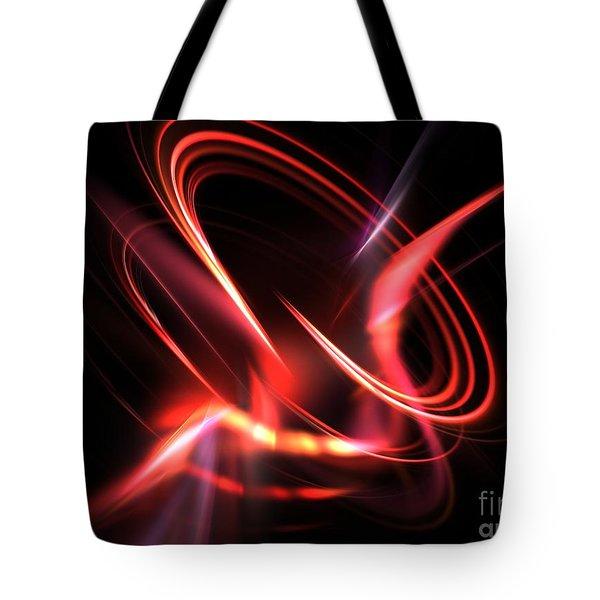 Velocity Tote Bag by Kim Sy Ok