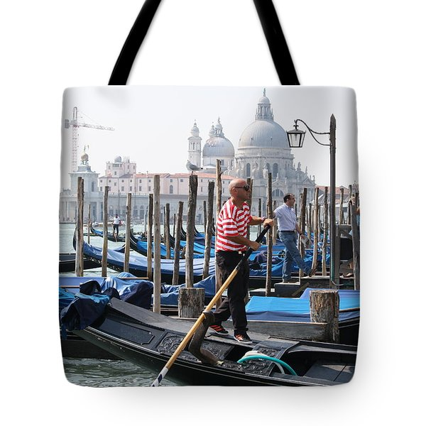 Venice Tote Bag by Mary-Lee Sanders