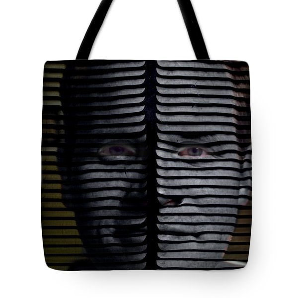 Vented Tote Bag by Christopher Gaston