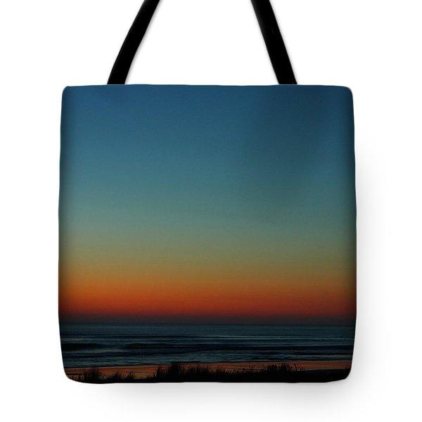 Venus And Atlantic Before Sunrise Tote Bag