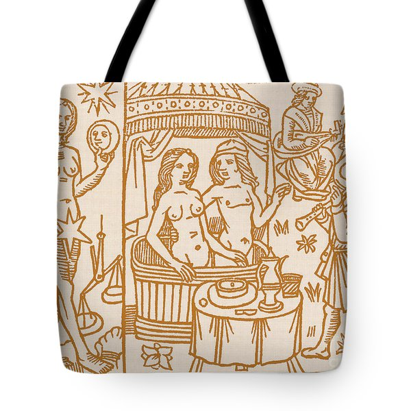 Venus, Roman Goddess Of Love Tote Bag by Science Source