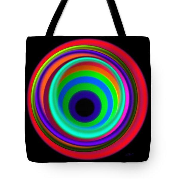Vertigo Tote Bag by Charles Stuart