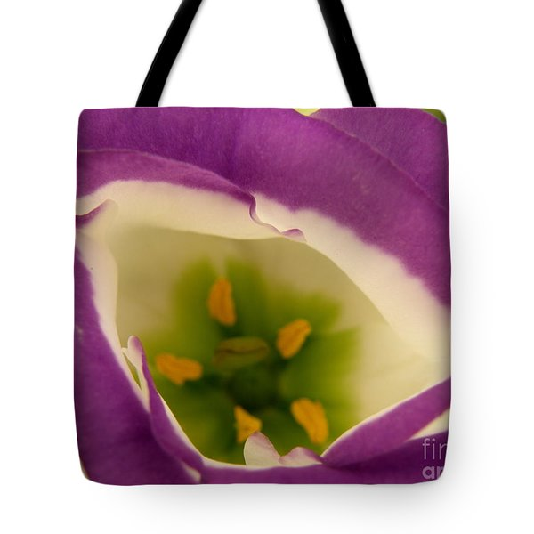 Tote Bag featuring the photograph Vibrant by Lainie Wrightson