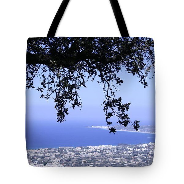 View Tote Bag by Barry Boom