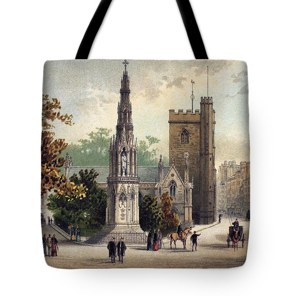 View Of Oxford, C1885 Tote Bag by Granger