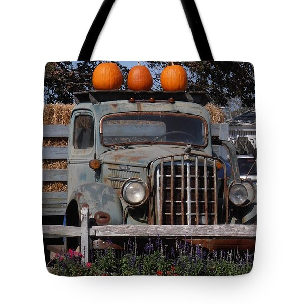 Vintage Harvest Tote Bag by Kimberly Perry