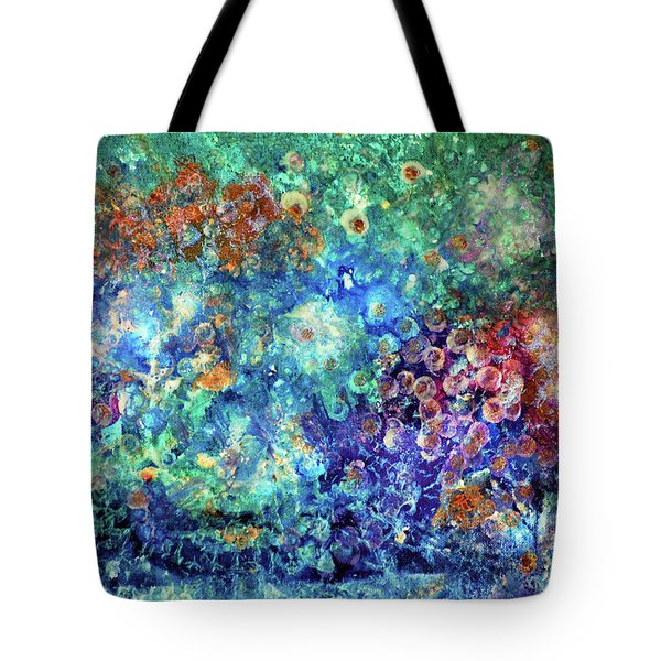 Vintage Painting  Tote Bag