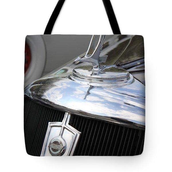 Vintage Studebaker Tote Bag by Suzanne Gaff