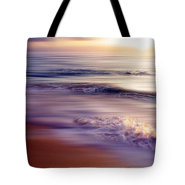 Violet Dream Tote Bag by Hannes Cmarits