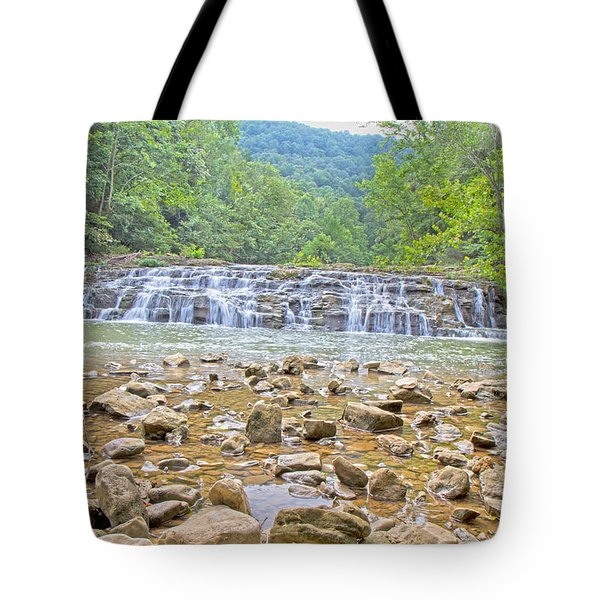 Virginia Waterfalls Tote Bag