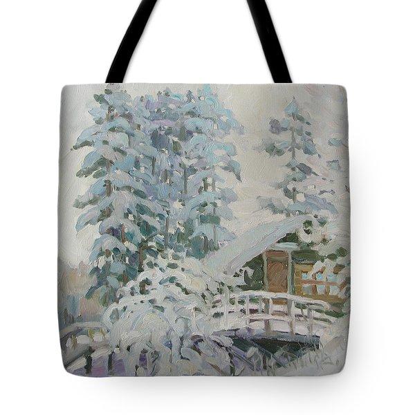 Visiting Fairy Tales Tote Bag