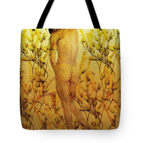 Vital Solitude Tote Bag by Kurt Van Wagner