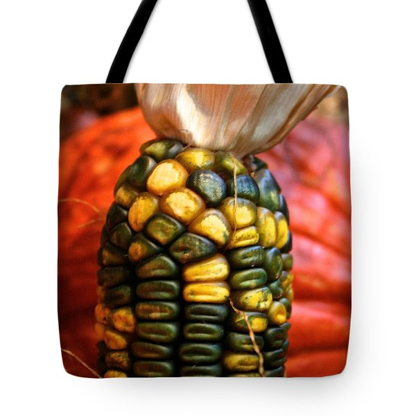 Vivid Agriculture Tote Bag by Susan Herber