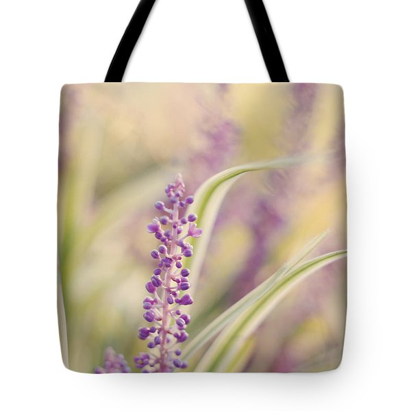 Voices Carry Tote Bag by Amy Tyler
