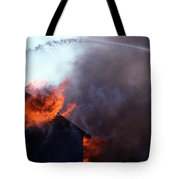 Volunteer Tote Bag by Skip Willits