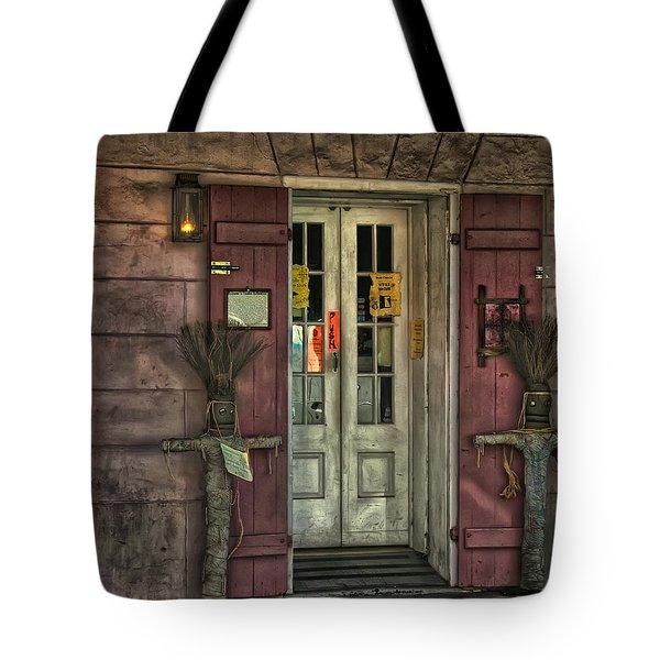 Voodoo Shop Tote Bag