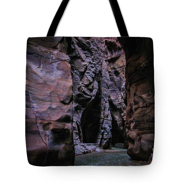Wadi Mujib Jordan Tote Bag