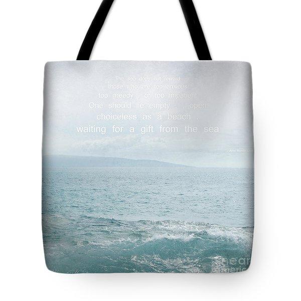 Waiola Water Of Life Tote Bag by Sharon Mau
