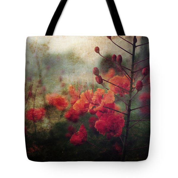 Waiting For Better Days Tote Bag by Laurie Search