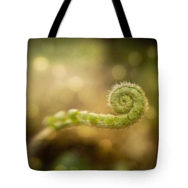 Waiting To Unwind Tote Bag