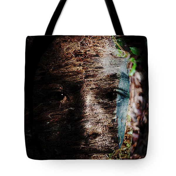 Waldgeist Tote Bag by Christopher Gaston