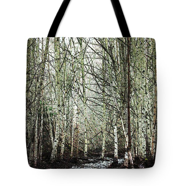 Walk Along The Dungeness Tote Bag