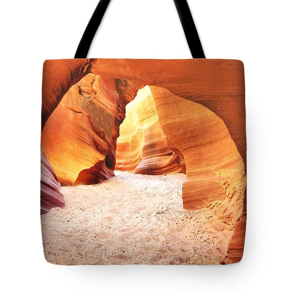 Walk In Beauty Tote Bag by Christine Till