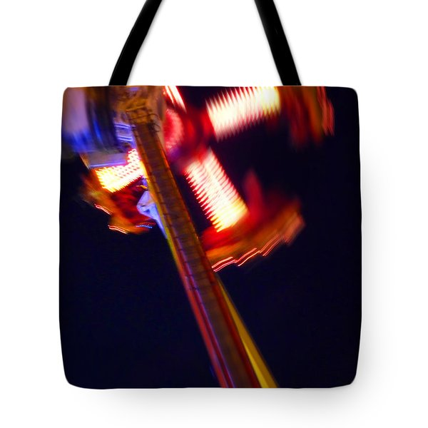 Walker Tote Bag by Charles Stuart