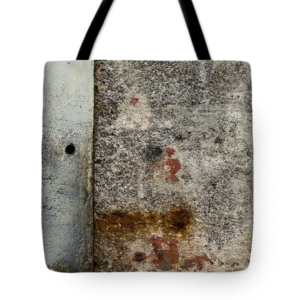 Wall Texture Number 10 Tote Bag