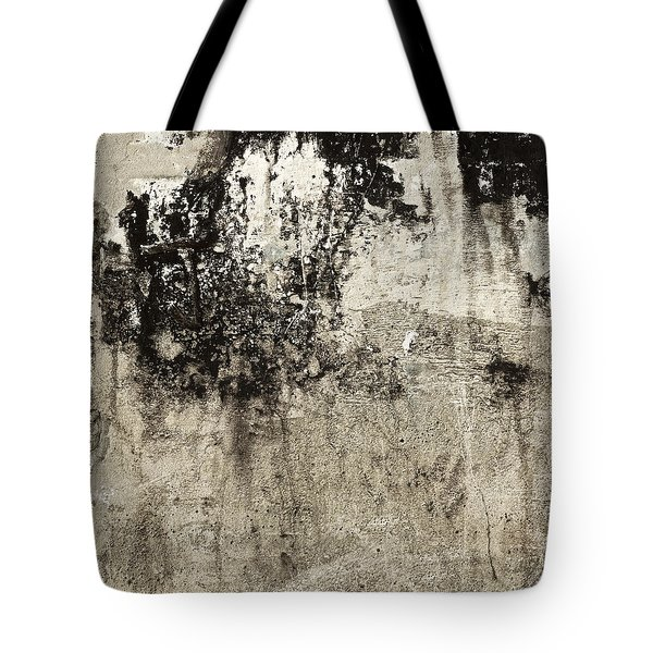 Wall Texture Number 9 Tote Bag