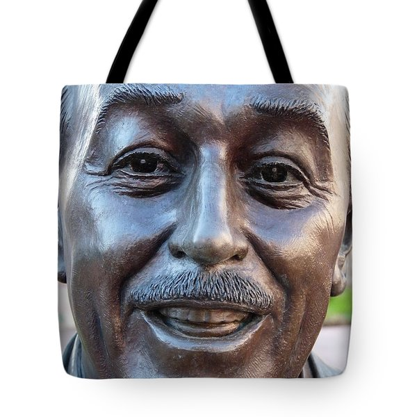 Walt Disney Bust Tote Bag