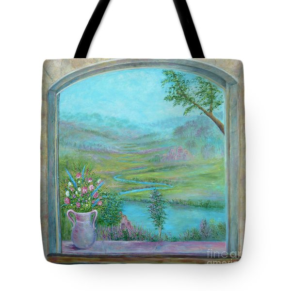 Walton's Valley Tote Bag