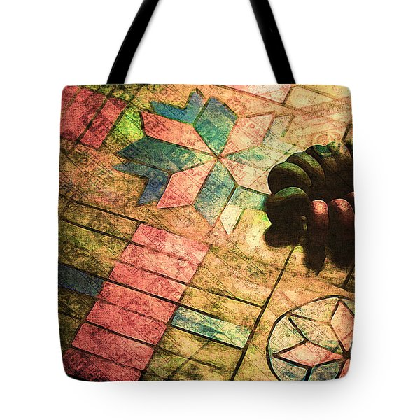 War Games Tote Bag