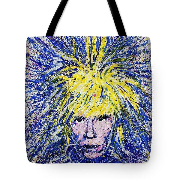 Warhol II Tote Bag