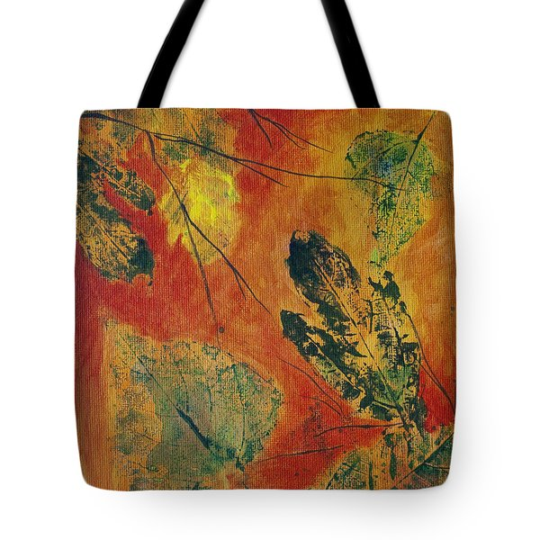 Warm Release Tote Bag