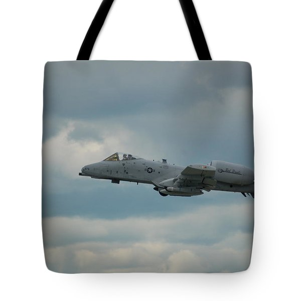 Wart Hog Tote Bag by Randy J Heath