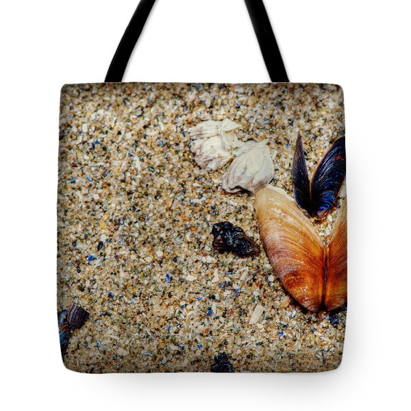 Washed Up Tote Bag by Lisa Knechtel