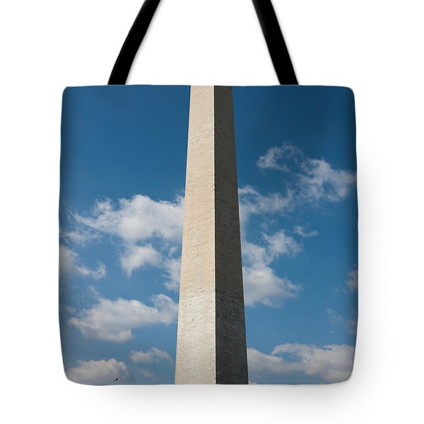 Washington Monument I Tote Bag by Clarence Holmes