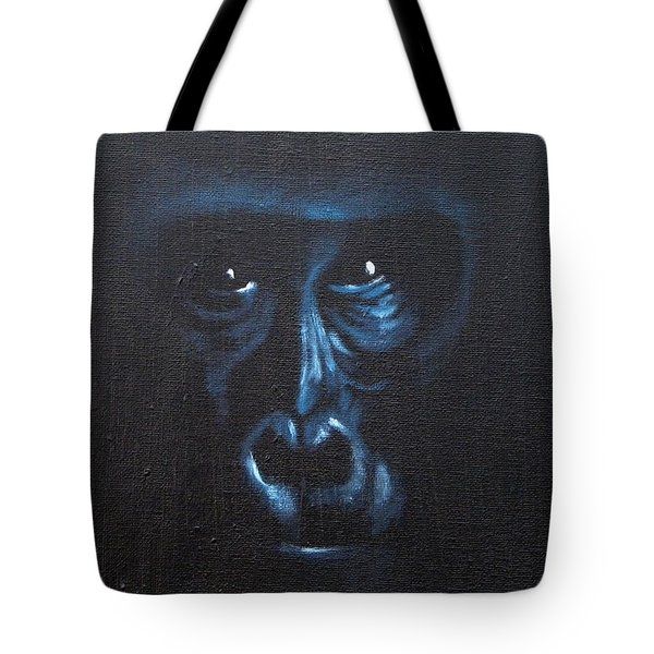 Tote Bag featuring the painting Watch It by Annemeet Hasidi- van der Leij