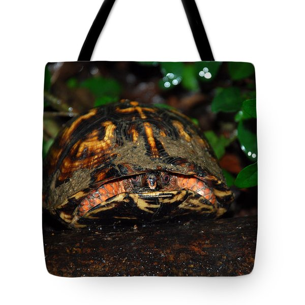 Watcher Tote Bag