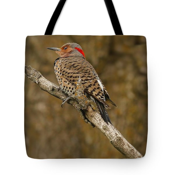 Tote Bag featuring the photograph Watchful Eye by Elizabeth Winter