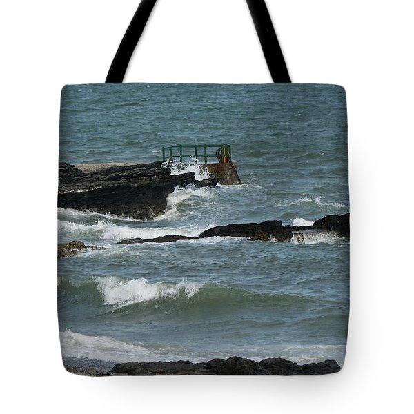 Water 0002 Tote Bag by Carol Ann Thomas