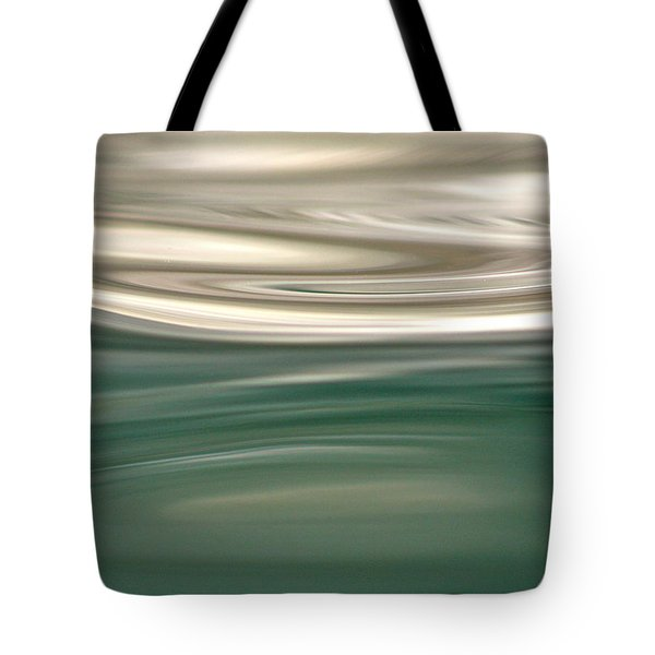 Tote Bag featuring the photograph Water by Cathie Douglas