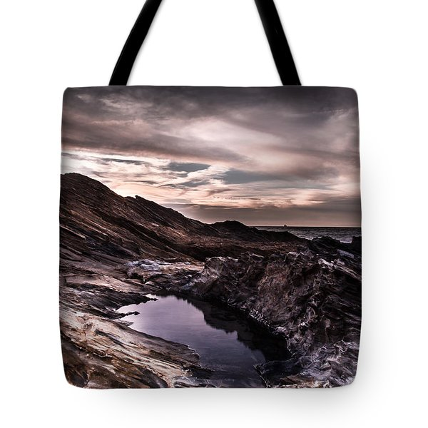 Tote Bag featuring the photograph Water On Mars by Edgar Laureano