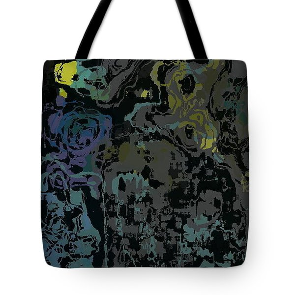 Water Puddles Tote Bag