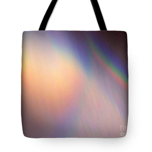 Water Rainbow Tote Bag by Phyllis Kaltenbach