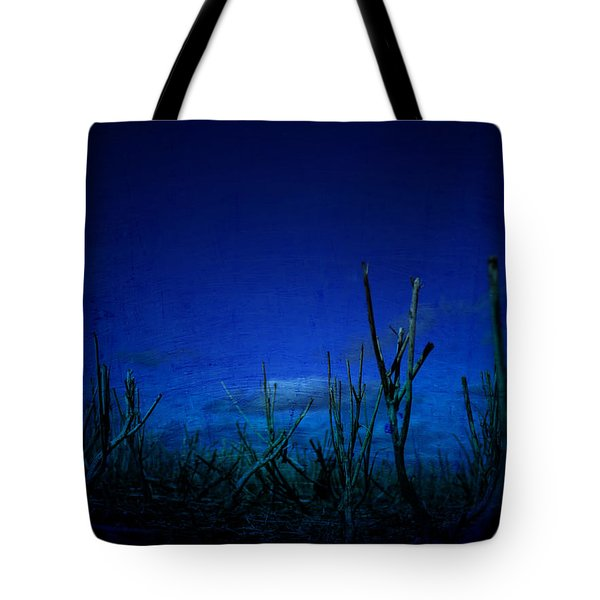 Water World Tote Bag by Empty Wall